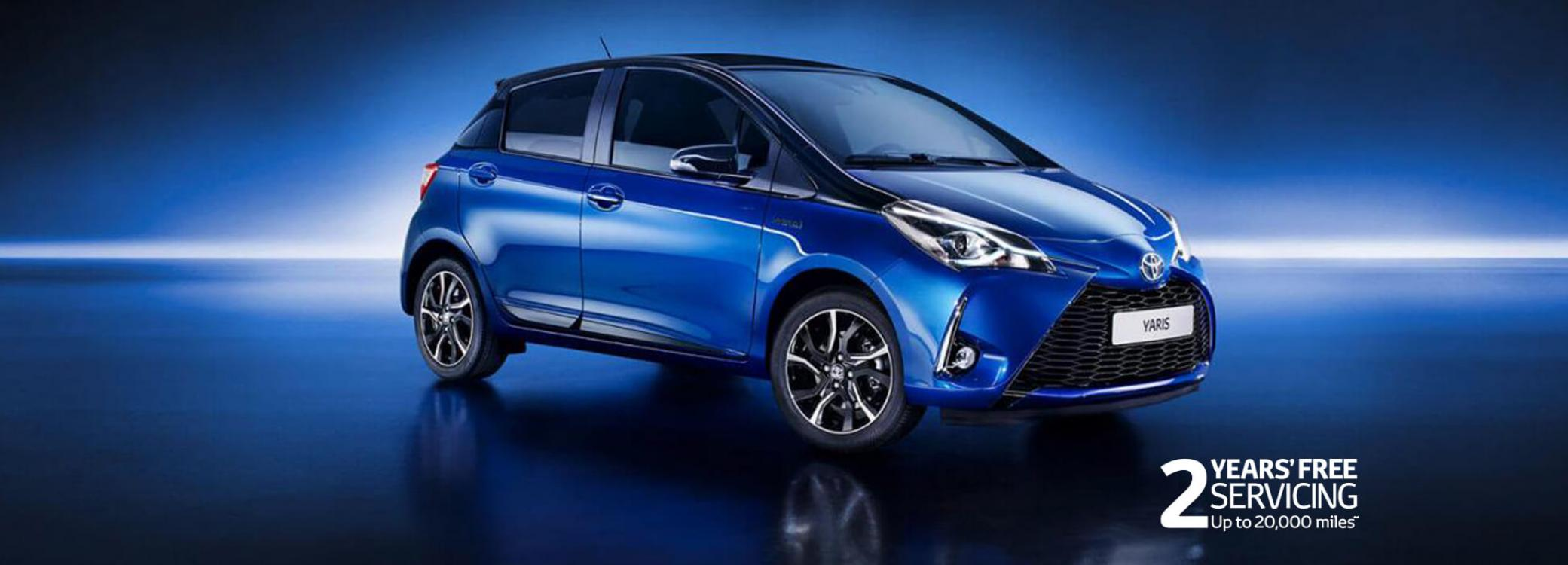 new yaris hybrid models features howards toyota. Black Bedroom Furniture Sets. Home Design Ideas